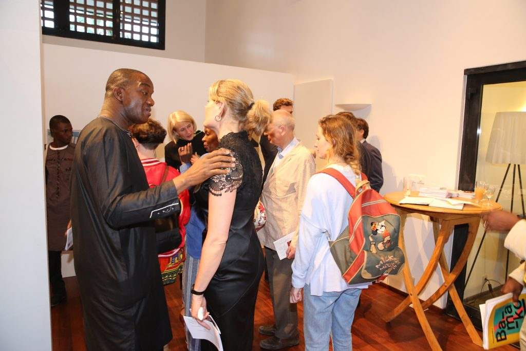 Opening exhibition 'Urban Africans Taboo-breaking artists'